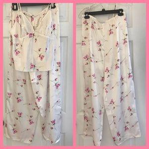 Other - Sexy rose design pajamas